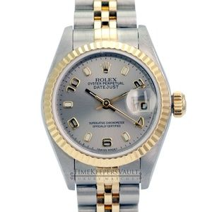 Rolex Lady Datejust 79173 Factory Dial